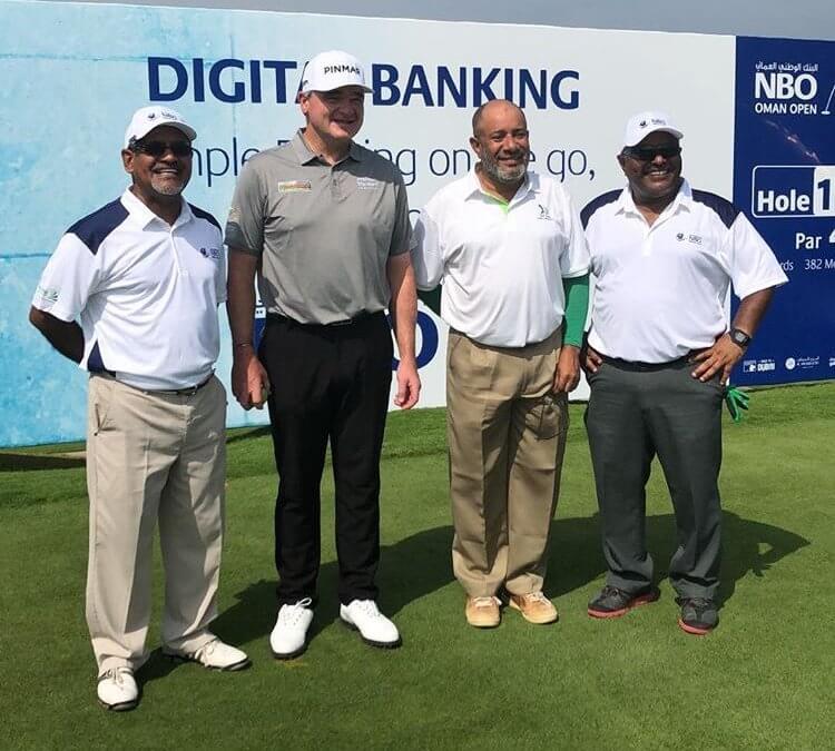 NBO Oman Open Pro-Am 14.02.18