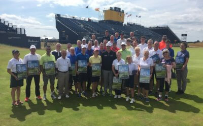 R&A 9 hole Championship Final