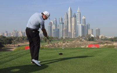 Omega Dubai Desert Classic – Round 2
