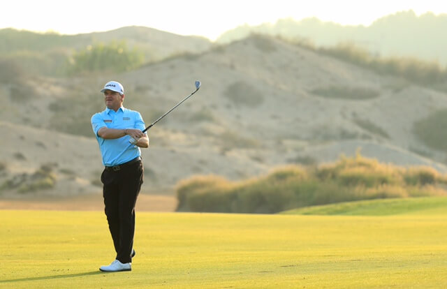 NBO Oman Open – Rounds 1 & 2