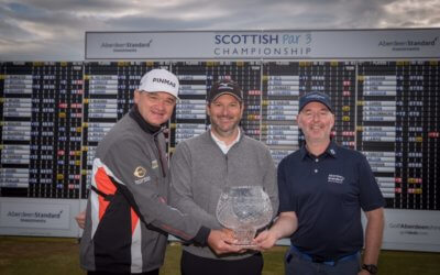 Aberdeen Standard Investments Scottish Par 3 Championship – Round 2
