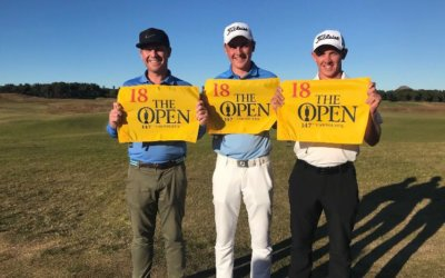 Open Championship Final Qualifying