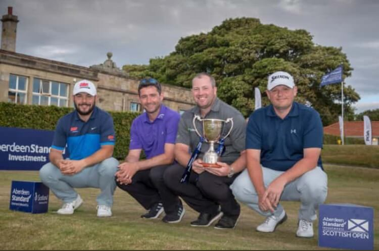 Aberdeen Standard Investments Scottish Open Qualifier